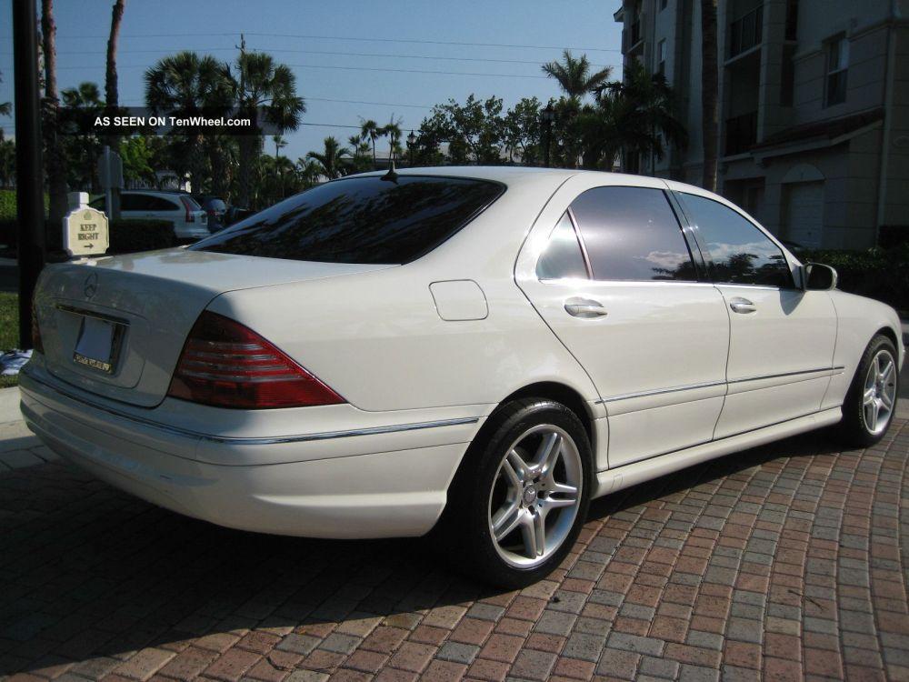 medium resolution of 2002 mercede s500 white