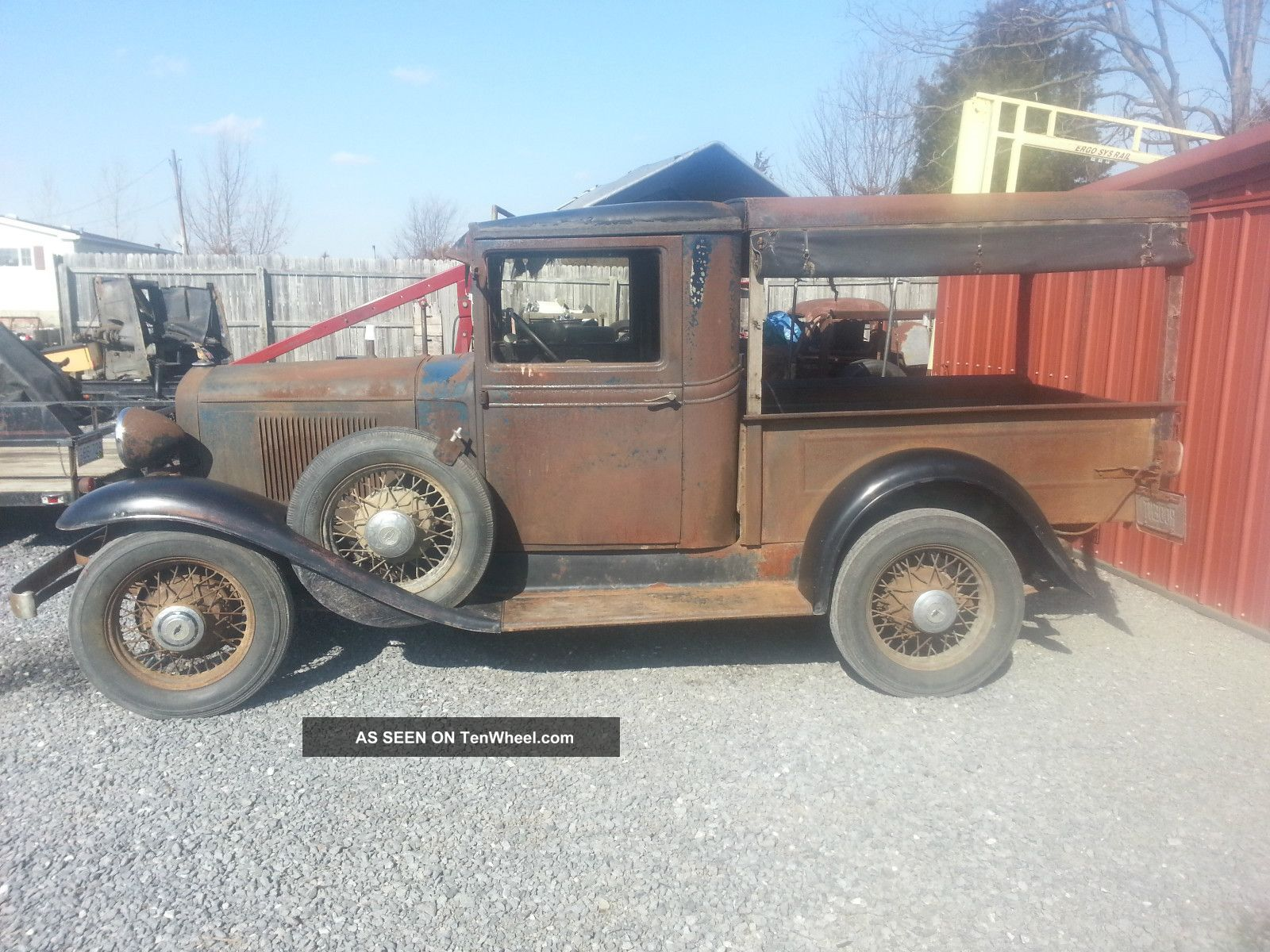 hight resolution of  1933 chevrolet truck canopy express chevy rare jalopy pickup hot rat rod 32 31 other pickups