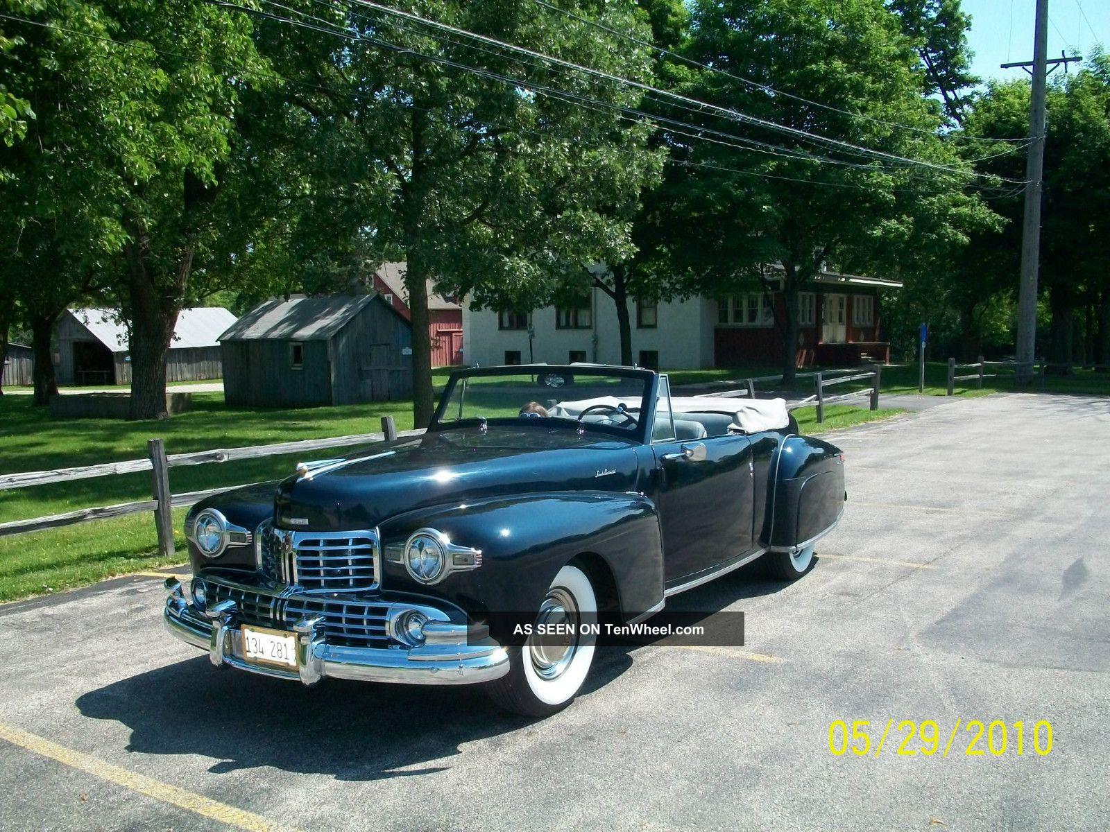 1948 Buick Continental Kit