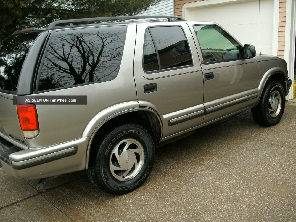 medium resolution of 1999 chevy blazer