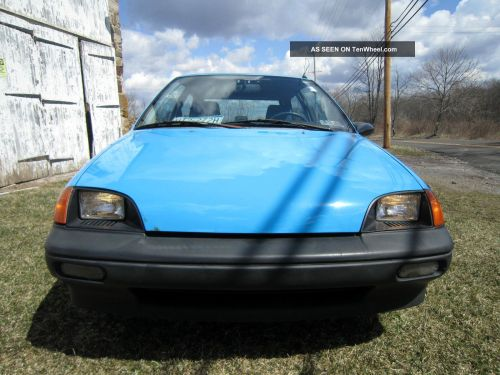 small resolution of 1991 geo metro 3cylinder stick shift with geo photo 5