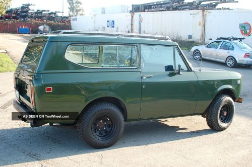 small resolution of  1979 international scout ii 4x4 diesel other photo 3