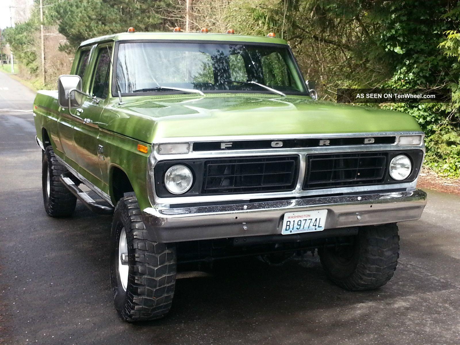 1974 Chevrolet Crew Cab