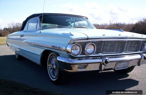 small resolution of 1964 ford galaxie 500 convertible 1964 galaxie fuse box