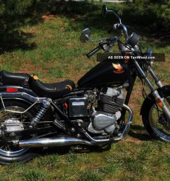 honda rebel 250 for sale 1985 honda rebel 250cc motorcycle [ 1600 x 1062 Pixel ]