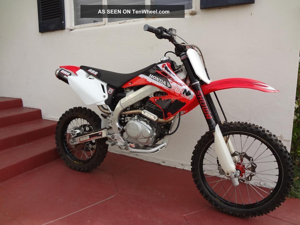 Honda Bbr Pit Bike