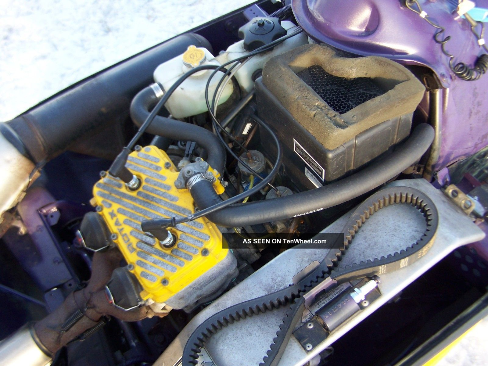 1999 Polaris Snowmobile Wiring Diagrams Ski Doo Formula 500 Engine Cadillac