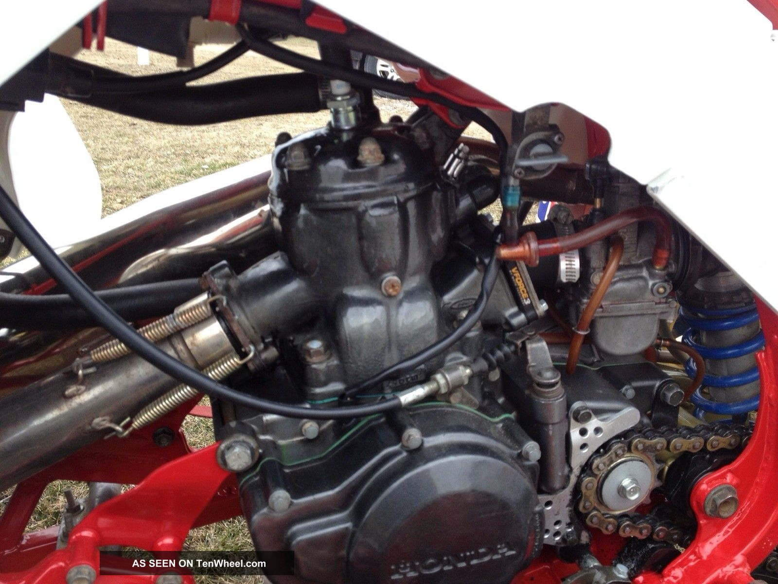 Honda Fourtrax 350 Wiring Diagram Also Honda Trx 250 Wiring Diagram
