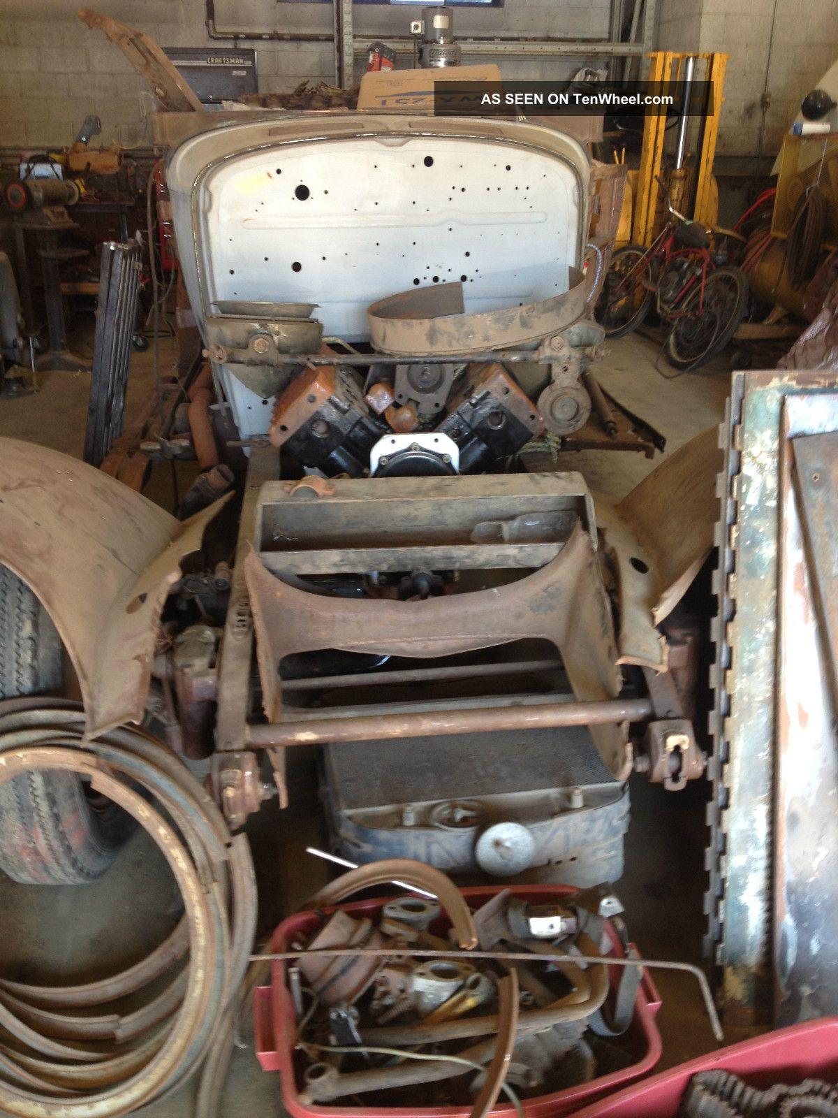 Pontiac 1929 4 Door