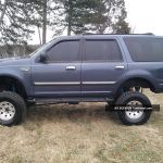 2000 Ford Expedition Xlt 4 Door 4x4 Lifted Monster Truck