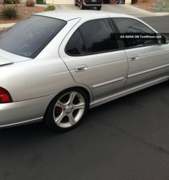 2002 nissan se r spec v fast lots of torque exhaust headers 6 speed silver [ 1600 x 1200 Pixel ]
