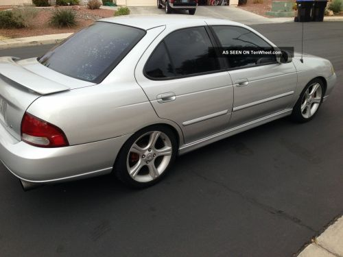 small resolution of 2002 nissan se r spec v fast lots of torque exhaust headers 6 speed silver