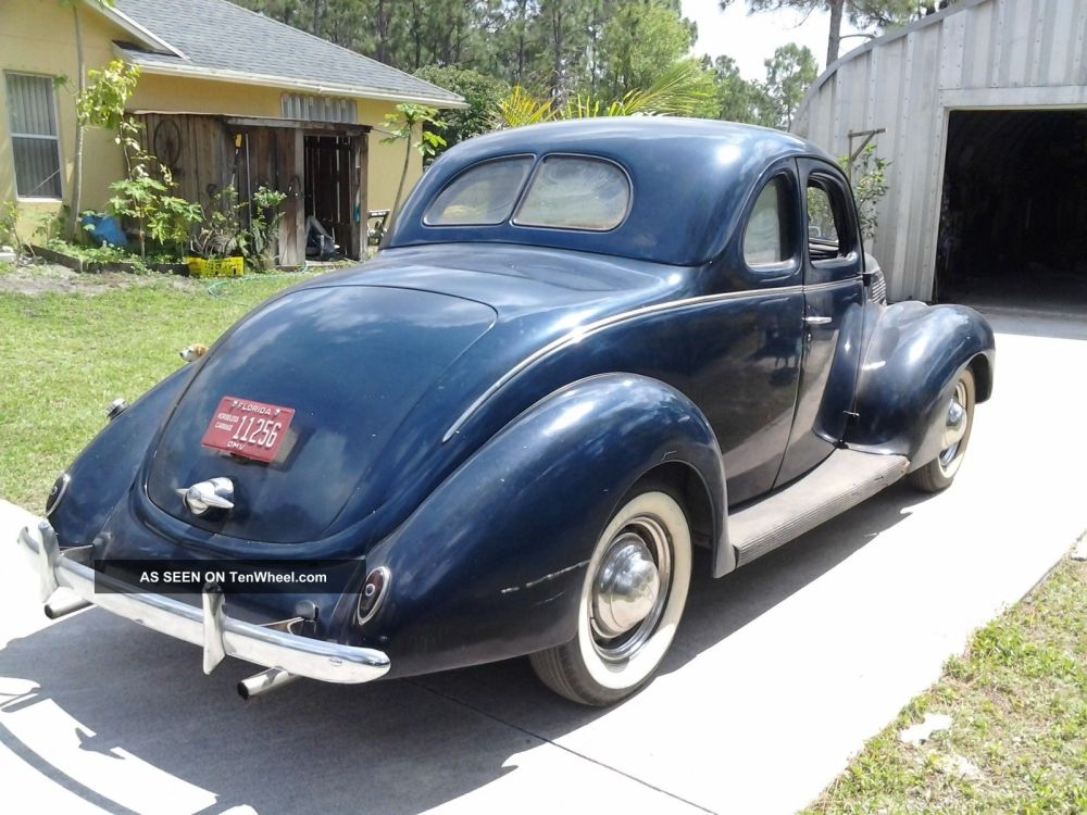 medium resolution of 1938 ford deluxe coupe