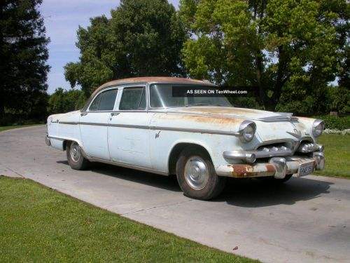 small resolution of 1955 dodge royal hemi 4 door sedan