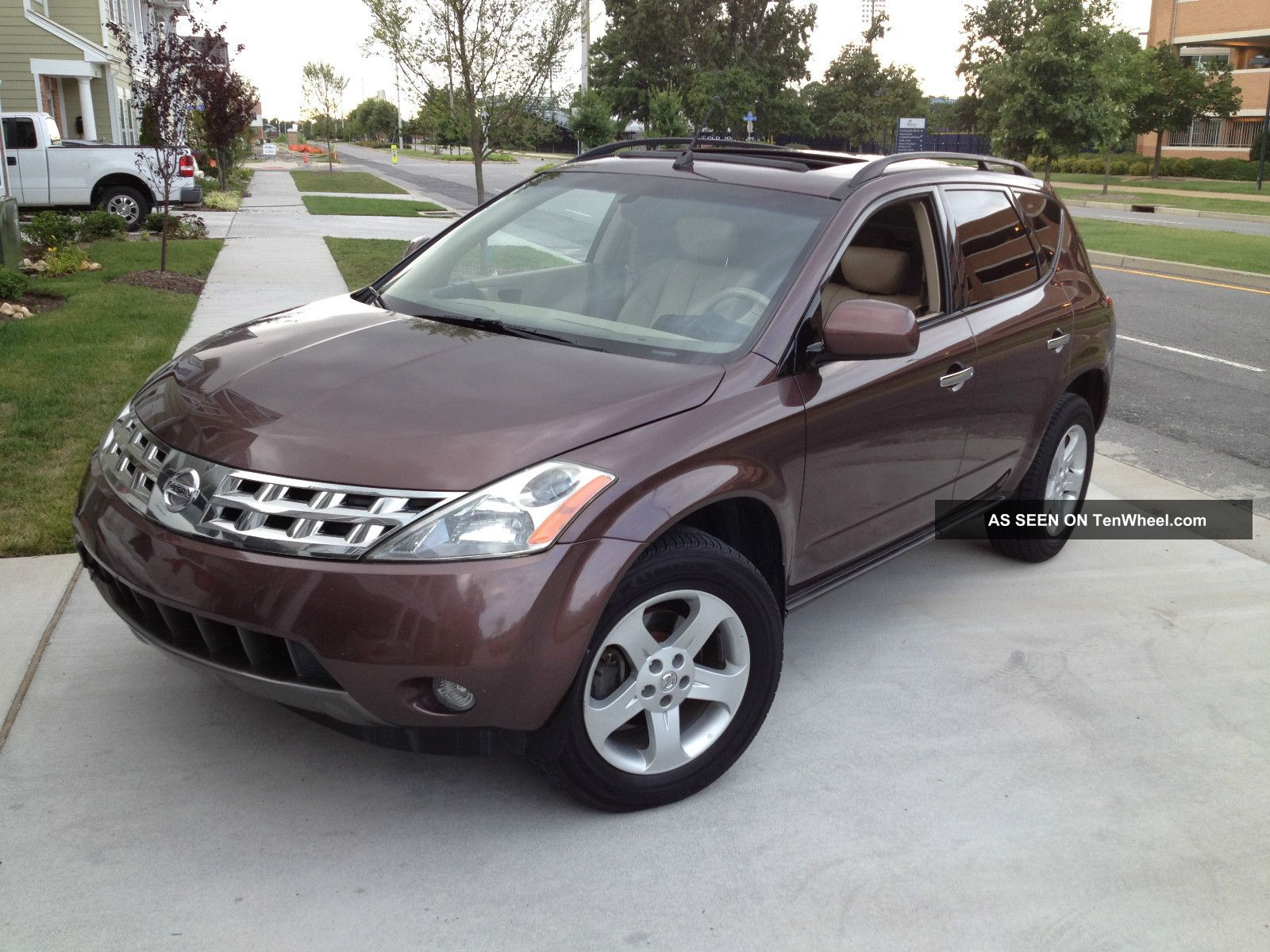 hight resolution of nissan murano 2004 design