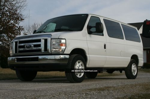 small resolution of ford e 350 passenger van interior