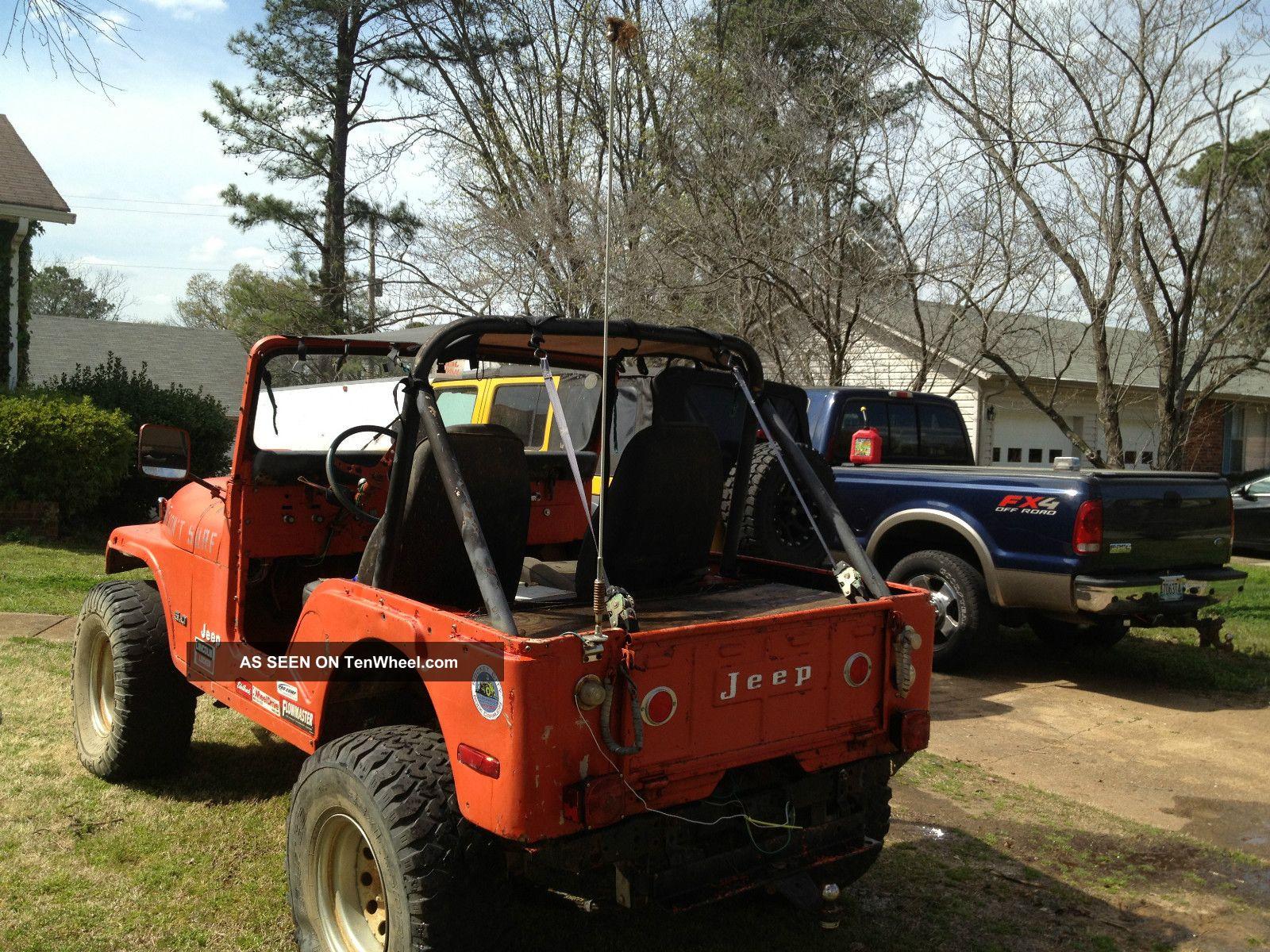 hight resolution of jeep cj5 v8