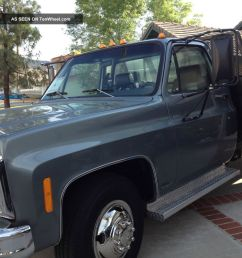 newly 1980 chevy 1 ton truck dually flatbed 2 door with many extras rh tenwheel com [ 1600 x 1200 Pixel ]