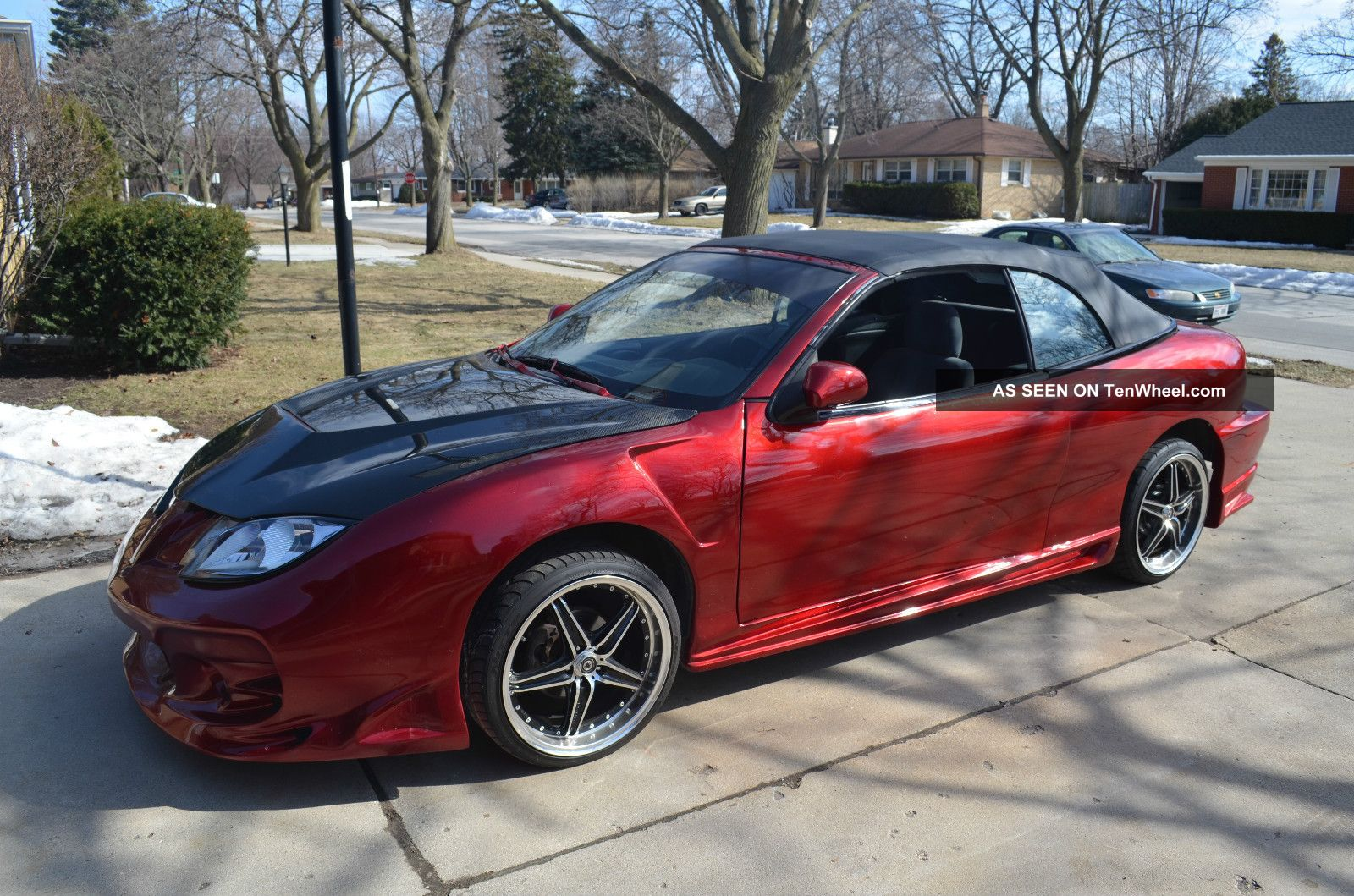 hight resolution of 4l custom sunfire conversion cavalier photo