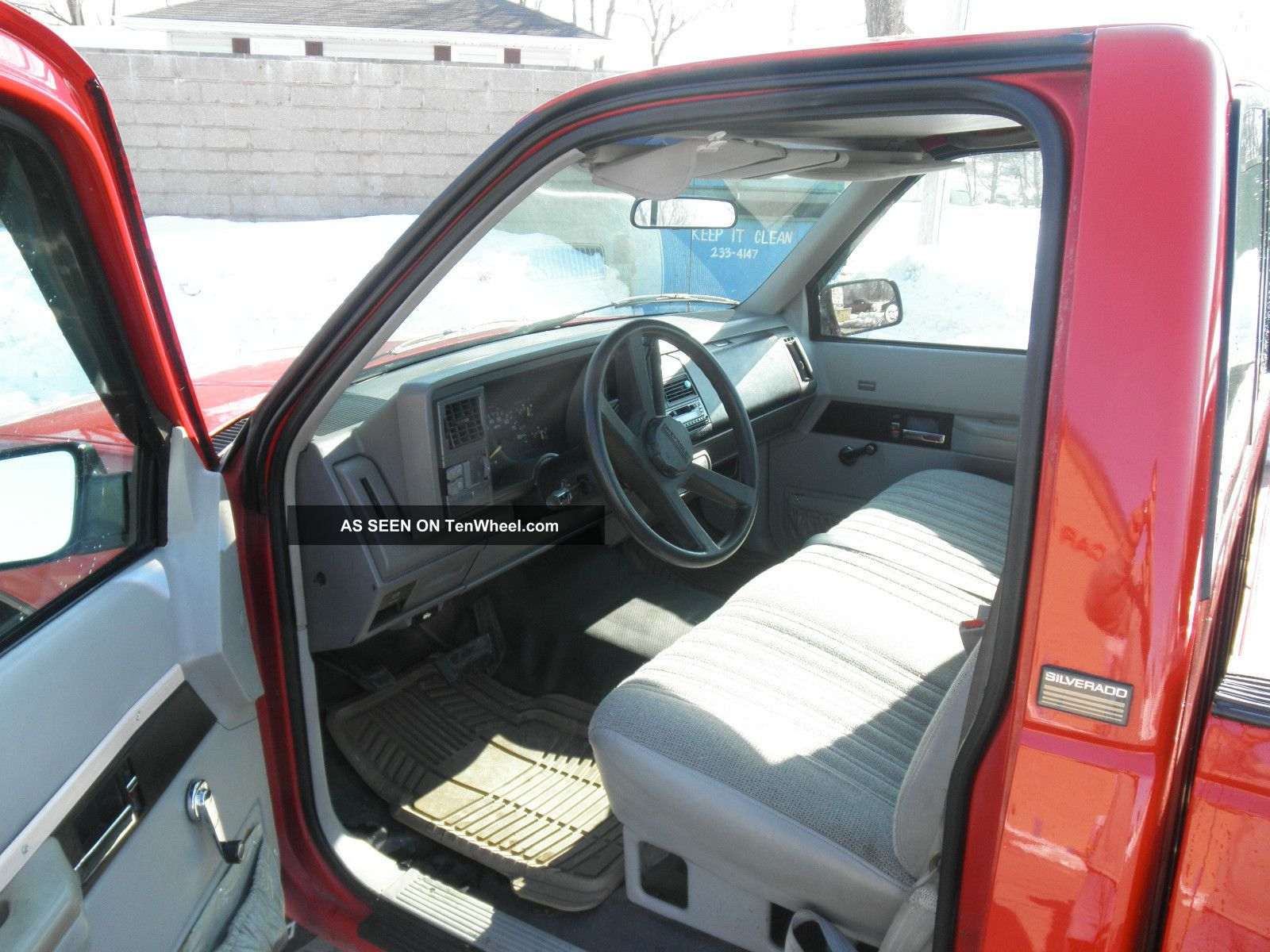 hight resolution of 1993 chevy interior