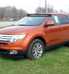 2007 ford edge sel sport utility 4 door 3 5l2007 ford edge engine details and diagrams [ 1600 x 1200 Pixel ]