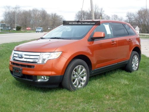 small resolution of 2007 ford edge sel sport utility 4 door 3 5l2007 ford edge engine details and diagrams
