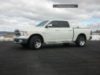 Dodge Ram 1500 4 Door | Car Interior Design