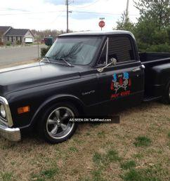 1969 chevy c 10 c10 truck hot rod rat shop truck custom chevrolet pickup must [ 1600 x 1200 Pixel ]