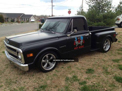 small resolution of 1969 chevy c 10 c10 truck hot rod rat shop truck custom chevrolet pickup must