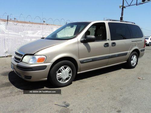 small resolution of chevy venture van