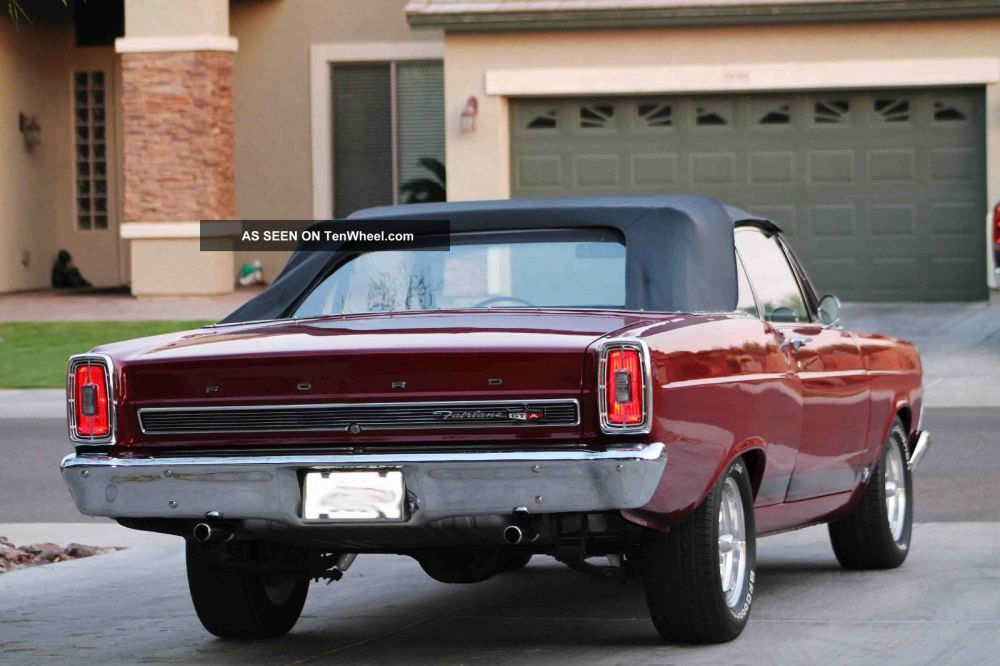 medium resolution of 1966 ford fairlane gta convertible s code 390 gt many pics videos make offer fairlane