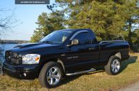 Dodge Ram 1500 2007 2 Door | Car Interior Design
