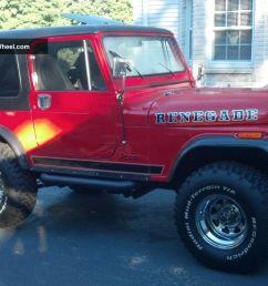 1980 jeep cj7 renegade chevy 350 conversion [ 1600 x 901 Pixel ]