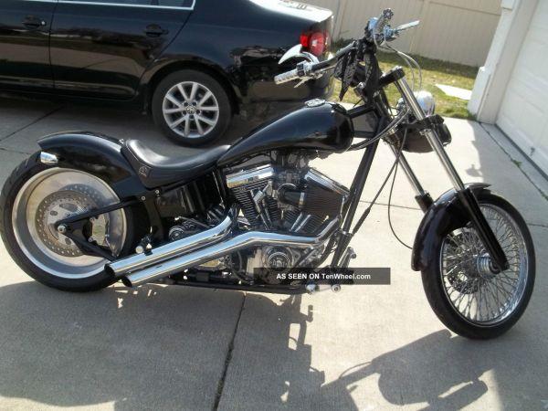 Iron Horse Choppers Custom Motorcycle