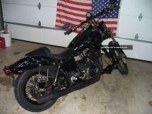 1981 Harley Davidson Shovelhead Fxe Custom Superglide - Year
