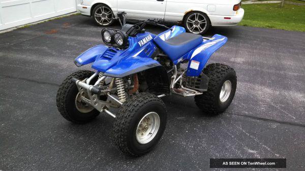 2001 Yamaha Warrior