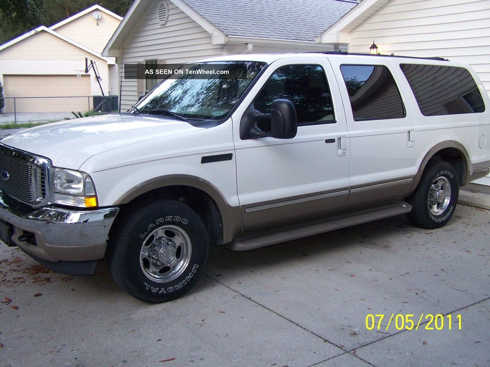 2002 ford v10 yamaha warrior 350 ignition wiring diagram limited white excursion suv v 10 mechanic
