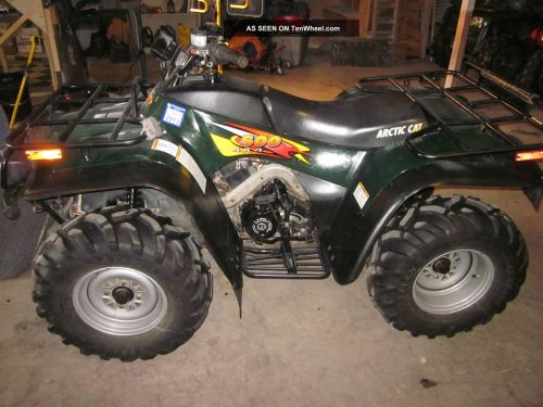 small resolution of 1999 arctic cat 500 4x4