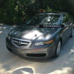 2005 Acura Tl Base Sedan 4 Door 3 2l