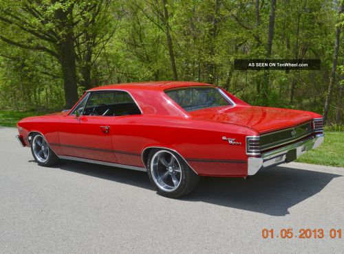 small resolution of 1967 chevelle ss pro touring look strong 406 condition awesome stance 1967 chevelle fuse box