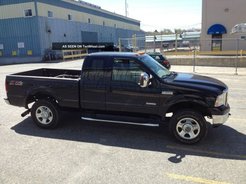 small resolution of 2006 ford f 250 duty lariat extended cab pickup 4 door 6 0l fx4 106k