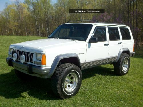 small resolution of 1995 jeep cherokee country 4x4 lifted