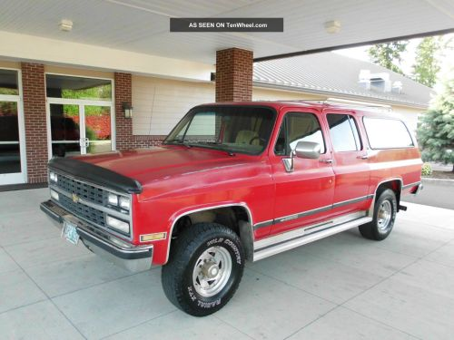 small resolution of 1989 suburban