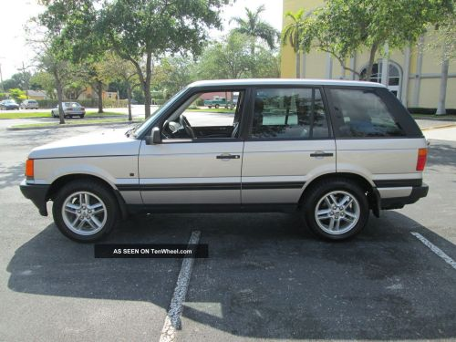 small resolution of 1999 range rover