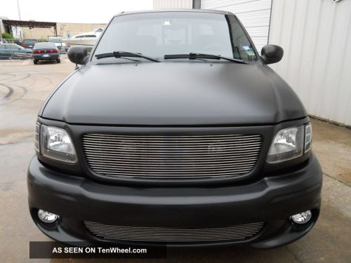 small resolution of 2001 ford f 150 harley davidson edition crew cab pickup 4 door 5 4l