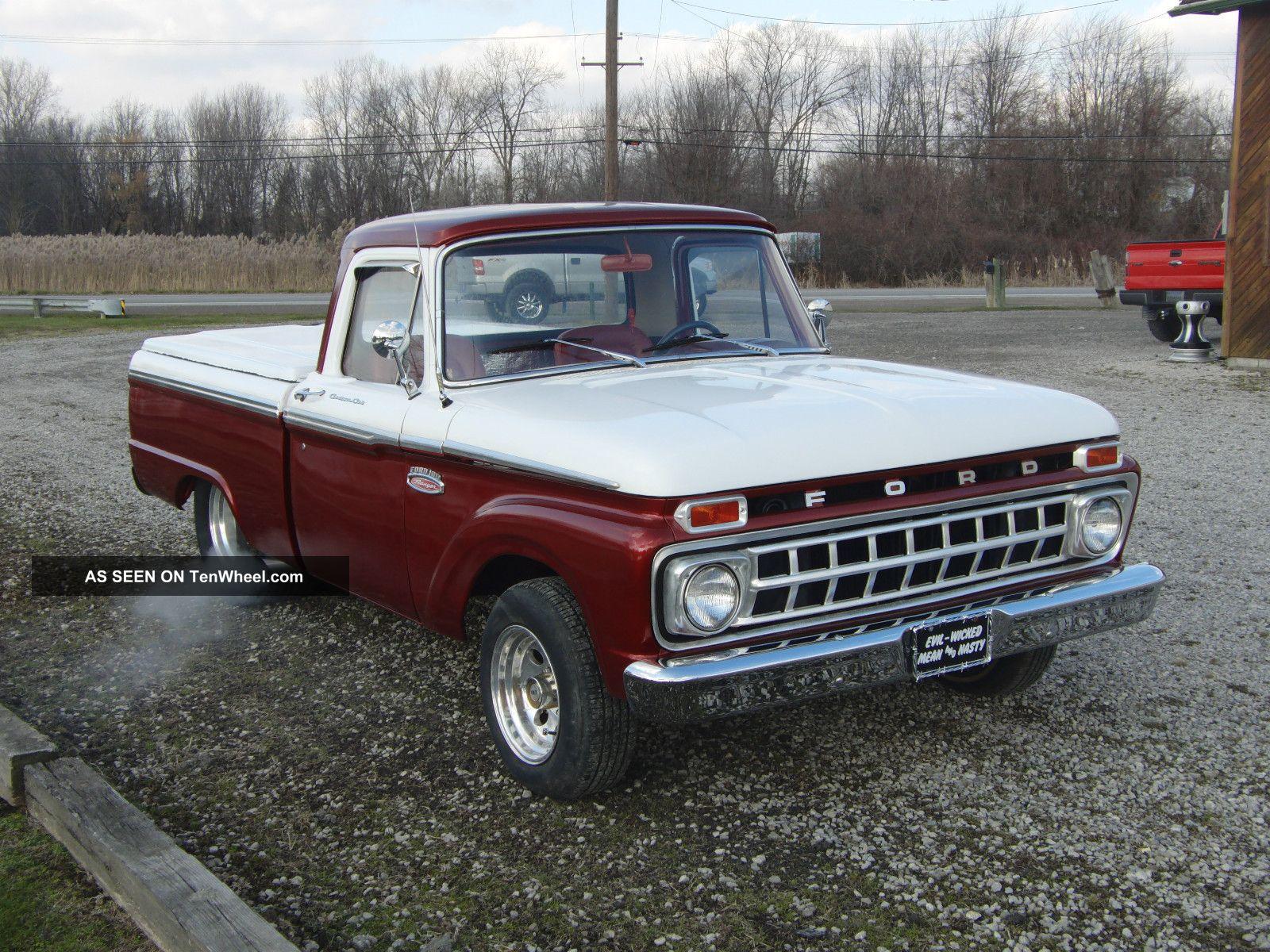 1962 Chevy Half Ton Pick Up