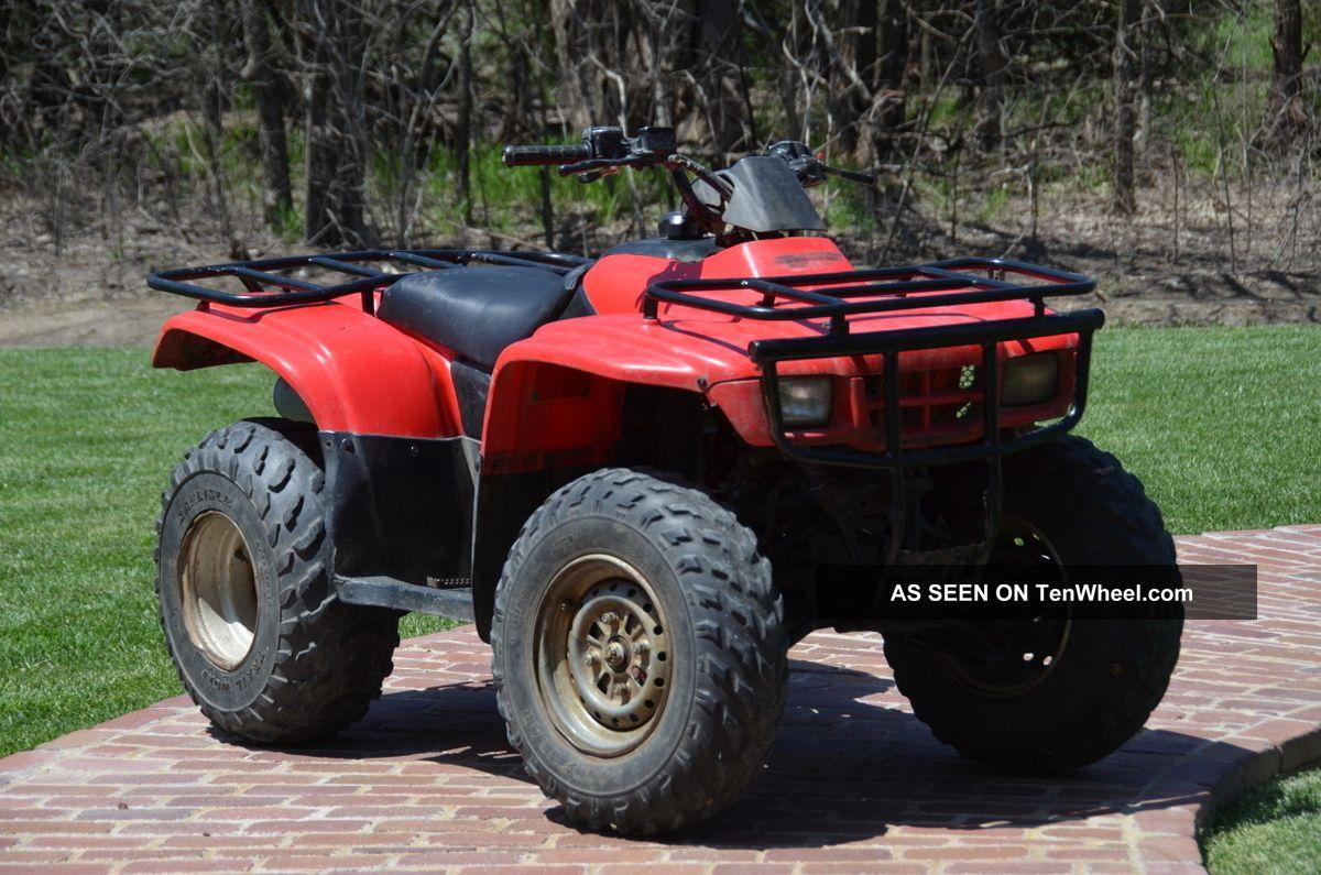 honda recon 250 rear axle diagram airbag wiring of atv parts 2007 trx250te a