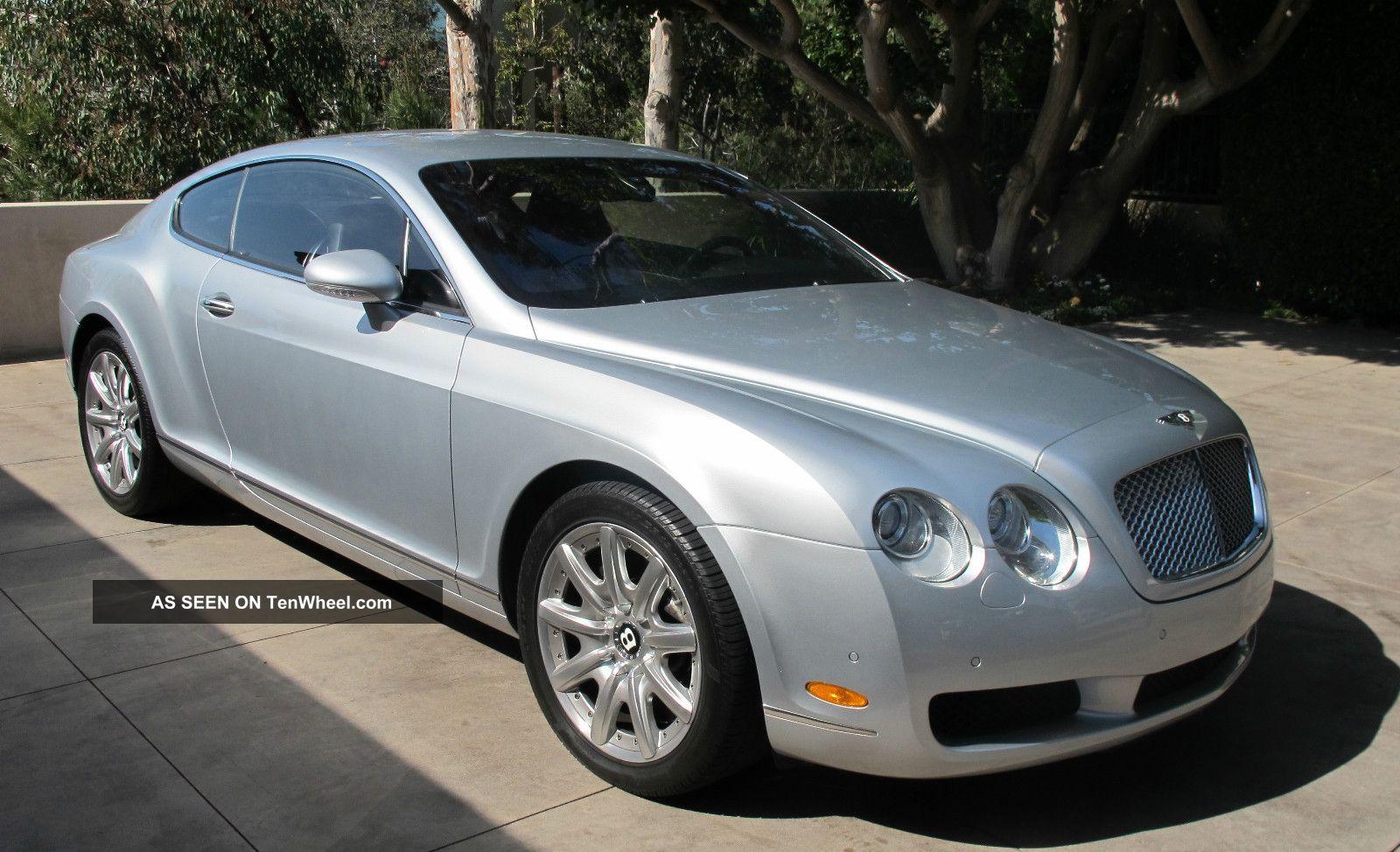 Service Manual [2005 Bentley Continental Gt] 2005