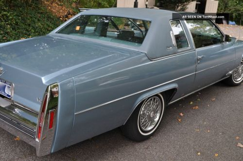 small resolution of  1978 cadillac coupe deville deville photo 3