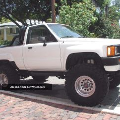 1984 Toyota Pickup 4x4 Wiring Diagram For Furnace